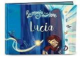 Libro infantil personalizado la magia de mi nombre de 0 a 8 años My Magic Story