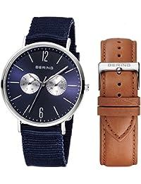 Bering Herren-Armbanduhr 14240-507