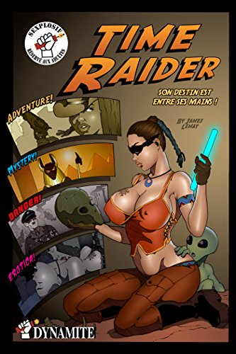 Time Raider par James Lemay