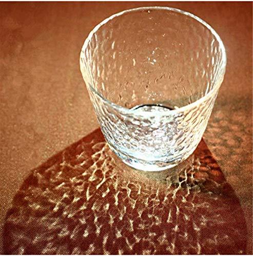 Personalisierte handgemachte japanischen Stil stammlose Glas Wein Pilsner Bier Kaffeetassen roter Tee Sekt Becher Drinkware