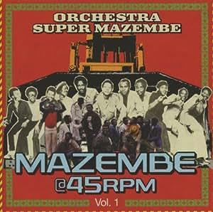 Mazembe @ 45rpm Vol. 1