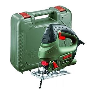 51OQ9BcnTcL. SS300  - Bosch Home and Garden 0.603.3A0.500 Sierra de calar, 600 W, 240 V, 530 W, 75 mm profundidad de corte