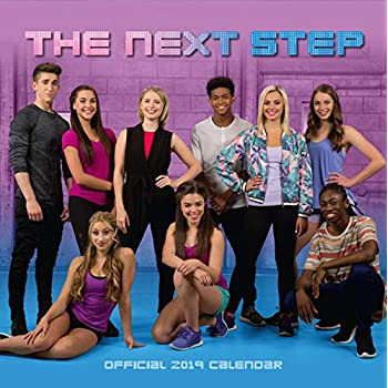 The Next Step Official 2019 Calendar - Square Wall Calendar Format
