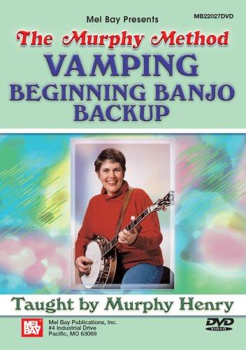 Vamping: Beginning Banjo Backup (Murphy Method) [UK Import]