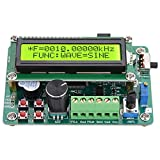 Akozon DDS Signal Generator Kit Frequenzgenerator AC100-240v Dual-TTL-Ausgang DDS-Modul Frequenzbereich 0.01Hz ~ 10MHz COUNTER-Funktion SWEEP-Funktion(FY1005S 5MHz)