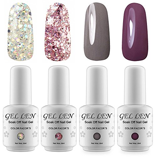 gellen-brand-gel-nail-polish-4pcs-kits-soak-off-uv-led-colour-varnish-manicure-nail-salon-set-8ml-1