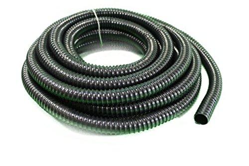 Hero Tuyau en spirale - Dimensions : 25 mm x 10 m - Pour étangs
