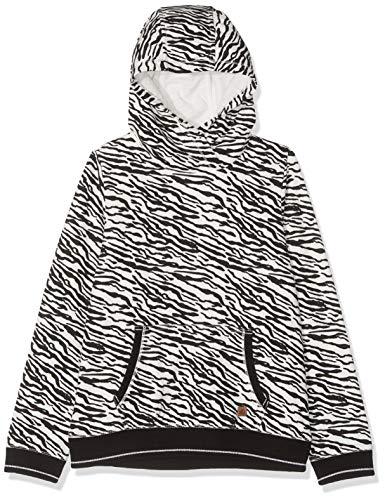 s.Oliver Mädchen 76.899.41 Sweatshirt, Elfenbein (Ecru AOP 02a2), 176