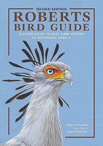 Roberts bird guide - Vögel Zeichnung