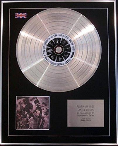 Century Music Awards My Chemical Romance CD-Platin-CD, Limitierte Auflage, The Black Parade (My Chemical Parade)