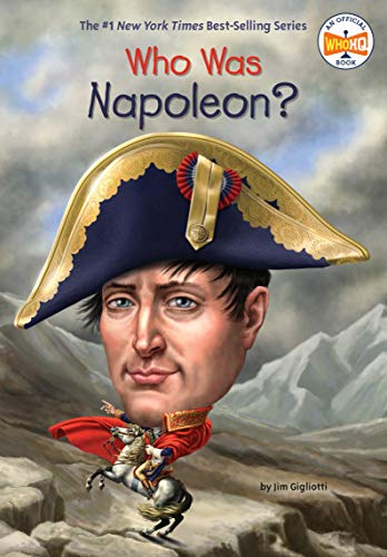 Who Was Napoleon por Gigliotti Jim