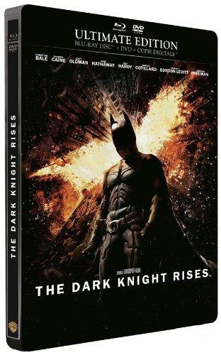 Batman - The Dark Knight Rises [Francia] [Blu-ray]