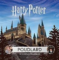 Le carnet magique:Poudlard par Gallimard Jeunesse
