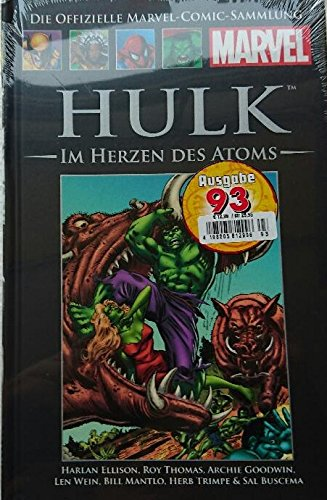 Die offizielle Marvel-Comic-Sammlung Classic XXIII: Hulk - Im Herzen des Atoms