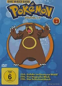 Pokemon Staffeln
