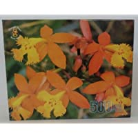 Comparador de precios Merrigold Press Tropical Orchid 500 Piece Jigsaw Puzzle by Golden Books Publishing Company, INC - precios baratos