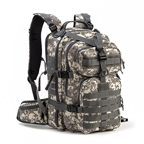 Gelindo Military Tactical Backpack, Hydration Backpack, Army Molle Bug-out Bag, Small Rucksack...