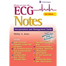 ECG Notes Interpretation and Management Guide