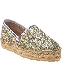 d286a9ea072 Amazon.es  Dorado - Alpargatas   Zapatos para mujer  Zapatos y ...