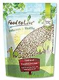 Food to Live Semillas de girasol crudas (Kosher) 906 gramos