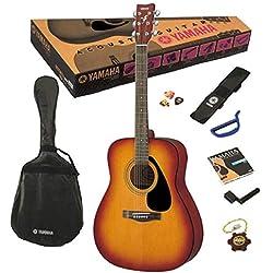 Yamaha - F310T-PBS - Guitare Folk Acoustique - Sunburst