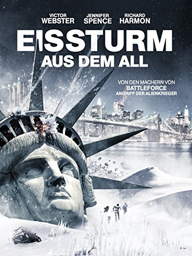 Eissturm aus dem All Cover