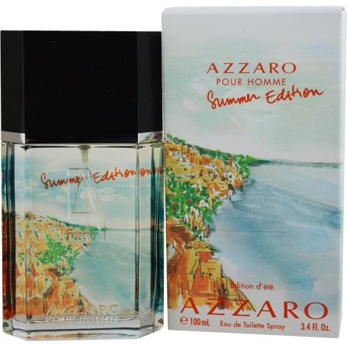 Loris Azzaro d'Ete Pour Homme Summer Edition 100ml/3.4oz Eau De Toilette Spray