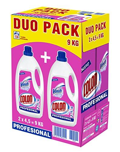 Colon Vanish Profesional Detergente Liquido - 9000