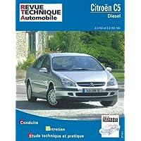 Revue Technique 690.1 Citroën C5 1.6 et 2.0 Hdi 09/04
