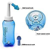 Preisvergleich für 300ml Shihan Yoga Nasen 300ml Nasen Waschlotion Magnetisch Flasche Sinus Nase Waschmittel Flasche Für Erwachsene...