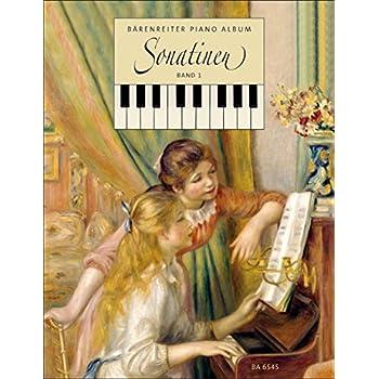 Album de sonatines Volume 1 --- Piano