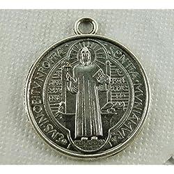JinZhiCheng Medalla de Cruz...