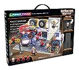 Laser Pegs 18205 Monster Rally Garage Spielwaren, Mehrfarbig