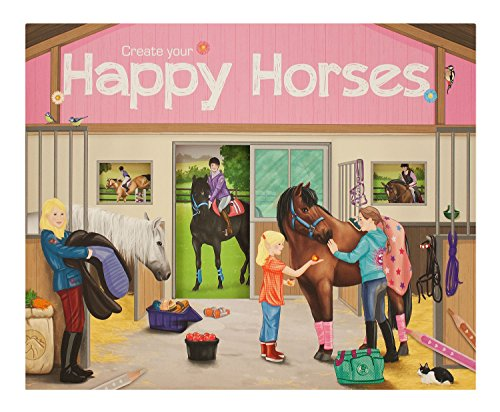 create-your-happy-horses