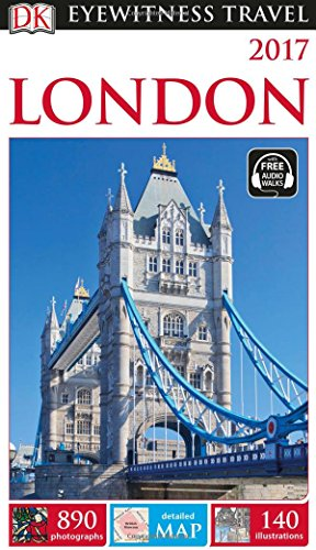 DK Eyewitness Travel Guide London (Eyewitness Travel Guides) 2017 par DK