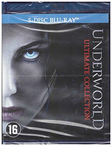 blu-ray - Underworld 1-5 (1 BLU-RAY)