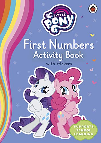 (My Little Pony First Numbers Activity Book)