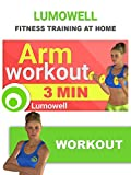 3 Minute Arm Workout: How to get Slim and Toned Arms in 3 Minutes [OV]