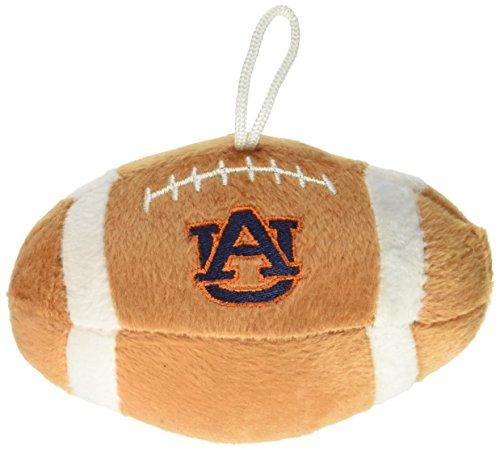 Sportliche K9Collegiate Auburn Tigers Plüsch Fußball Pet Spielzeug, 12,7cm -