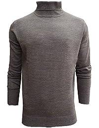 Uni Tortue Pull Col Roulé SoulStar Dagenham Sweat-shirt Nouvelle Mode
