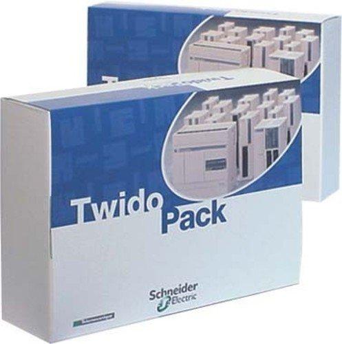 Schneider Electric TWDBTFU10M Software Programación de Configuración TwidoSuite V2.0, DVD-ROM