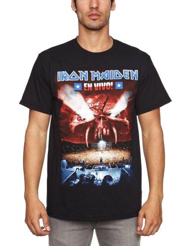 Preisvergleich Produktbild Loud Distribution Herren T-Shirt Medium (Herstellergröße: Medium) Schwarz
