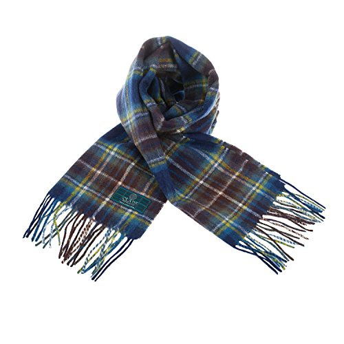 Clans of Scotland - Echarpe -  Homme Multicolore Bigarré HOLYROOD