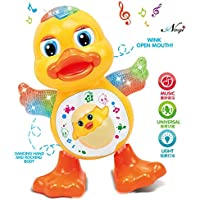 Negi Dancing Duck with Music, Flashing Lights and Real Dancing Action