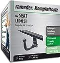 Für Seat Leon Fließheck 1M 99-05 Anhängerkupplung abnehmbar