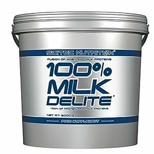 Scitec 100% Milk delite 5000g vanilla very berry