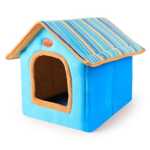 Yhwygg Cama Perro Hot Soft Pet Yurt Home Dog Bed Puppy