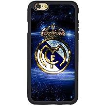 Real Madrid Funda iphone 6 / 6S caso case Custom No.1
