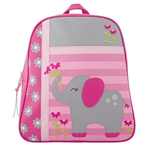 Achat Stephen Joseph Children's Toddler Rucksack – Elephant Sac à dos enfants, 34 cm, 2.5 liters, Rose (Pink)