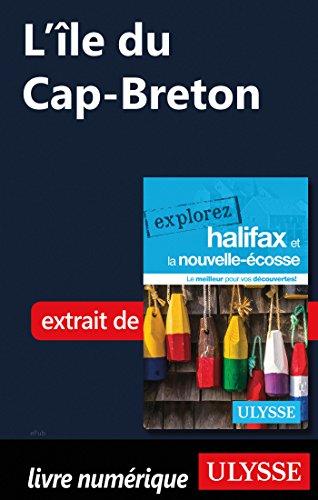 Descargar Libro L'île du Cap-Breton de Benoit Prieur